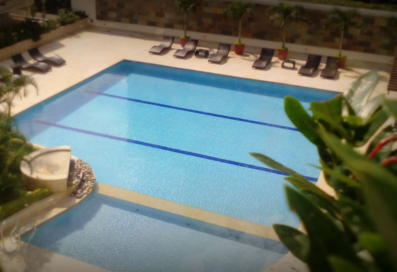 Hotel Casino Internacional, San José de Cúcuta, Outdoor Pool