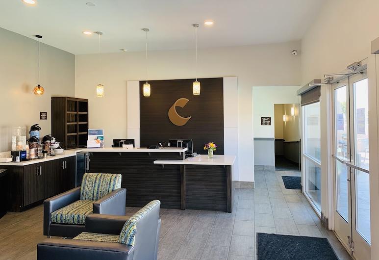 Comfort Inn San Diego Miramar, סן דייגו, קבלה