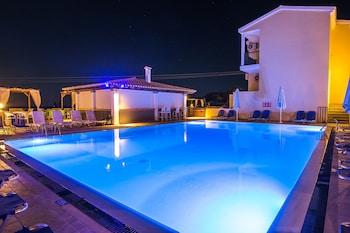 Foto av Corfu Aquamarine hotel i Korfu