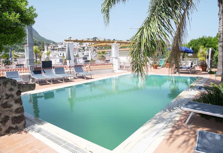 Hotel Candia, Casamicciola Terme, בריכה