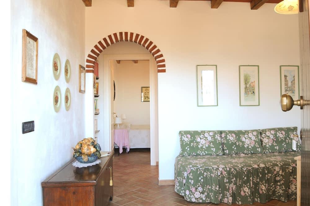 Familienzimmer, eigenes Bad, Erdgeschoss - Wohnbereich
