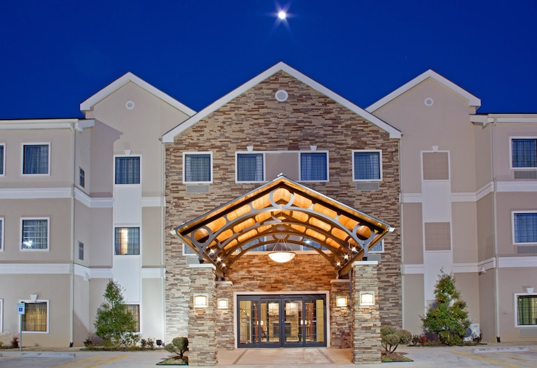 Staybridge Suites University Area, Tyler, Front of property – evening