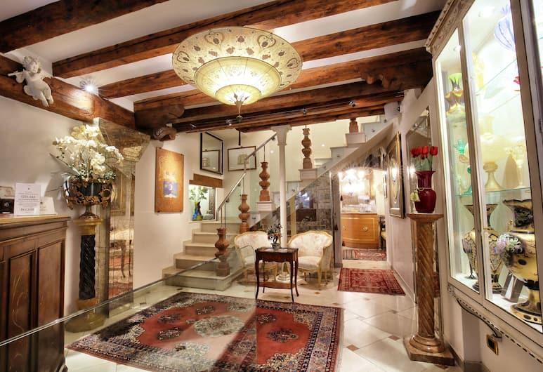 Ca' Pagan - Guest House, Venedig, Rezeption