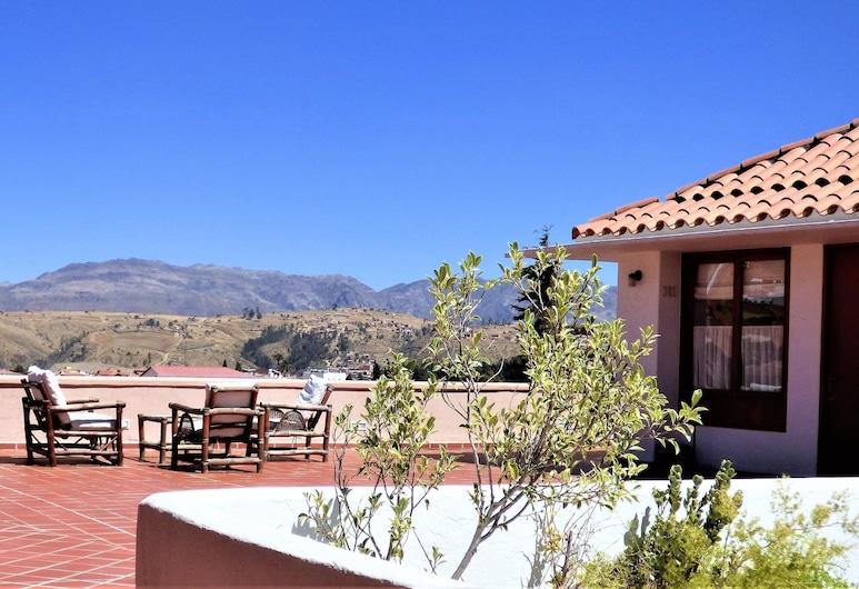Villa Antigua, Sucre, Apartment, Teres/Laman Dalam