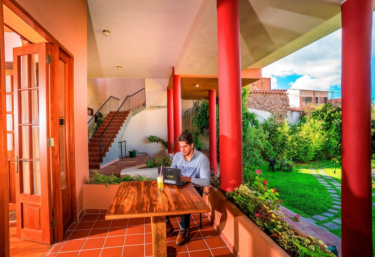 Villa Antigua, Sucre, Apartament typu Junior Suite, Taras/patio