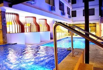 Mynd af Hotel La Riviera í Santa Marta