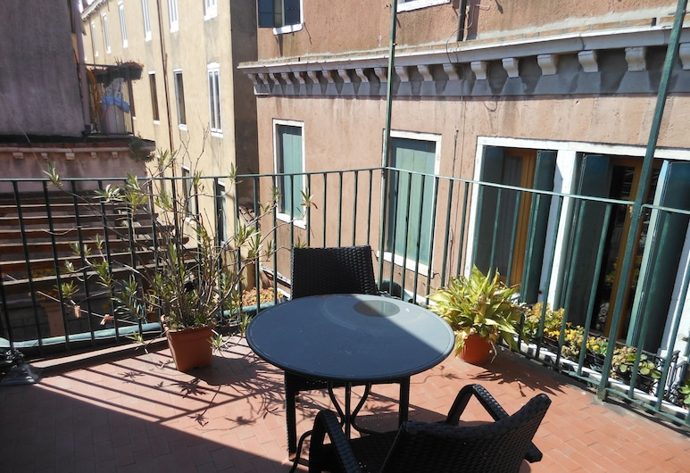 卡德多賽酒店, 威尼斯, 經典雙人或雙床房, 客房