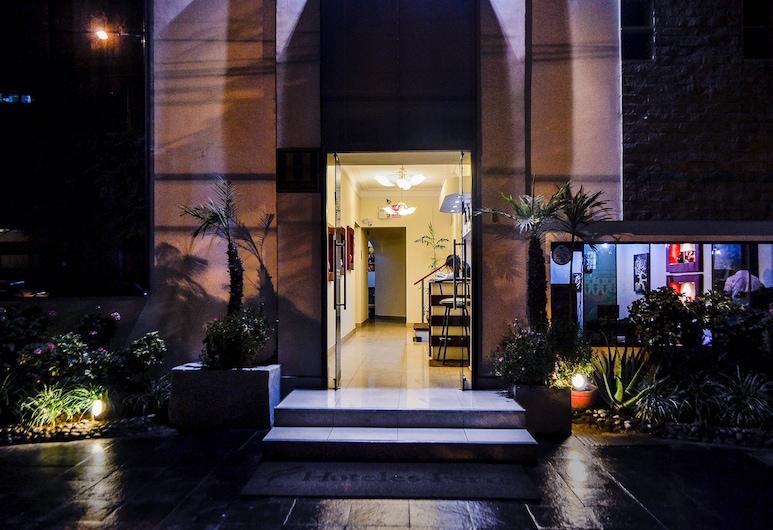Hotel Ferre De Ville, ลิมา, ด้านหน้าของโรงแรม