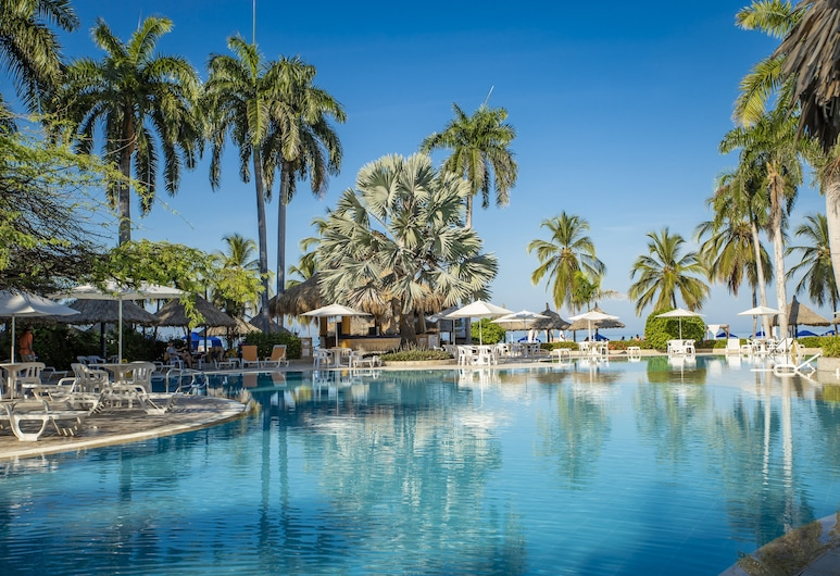 Zuana Beach Resort, Santa Marta, Outdoor Pool