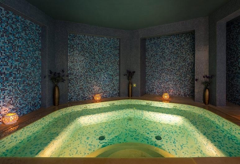 Grand Hotel Assisi, Assise, Bain à remous intérieur