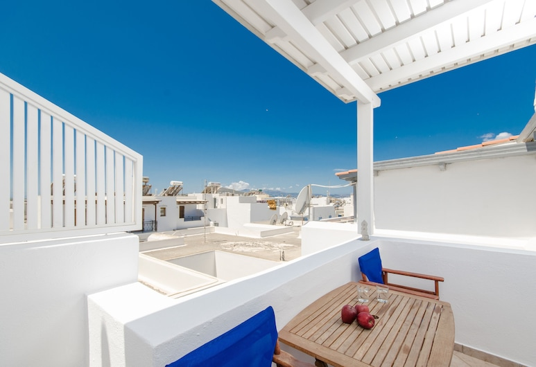 Antonia Studios, Naxos, Double or Twin Room, Balcony