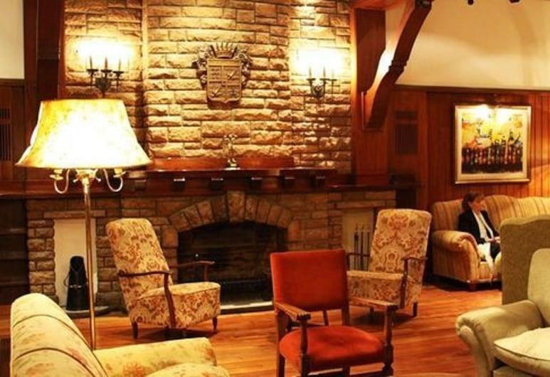 Hotel Austral Bahia Blanca, באהיה בלנקה, אזור ישיבה בלובי