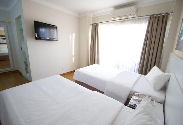 Capcana Hotel São Paulo - Jardins, Sao Paulo, Twin Room, 2 Twin Beds, Guest Room