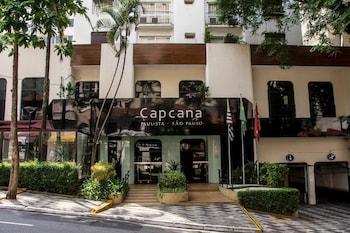 Obrázek hotelu Capcana Hotel São Paulo - Jardins ve městě São Paulo