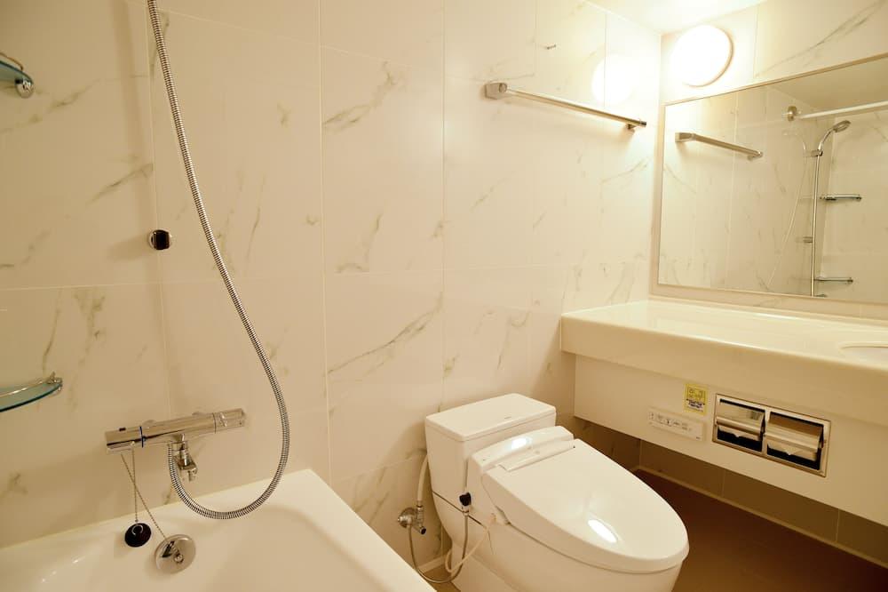 和室 スーペリアルーム - バスルーム
