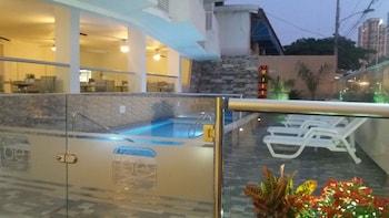 Mynd af Hotel be La Sierra í Santa Marta