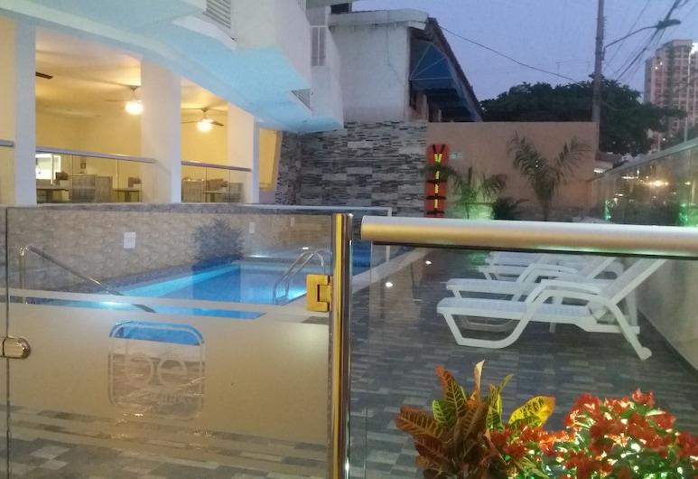 Hotel be La Sierra, Santamarta, Āra baseins