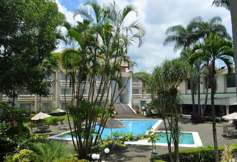 Hotel Real Villa Florida, Cordoba, Outdoor Pool