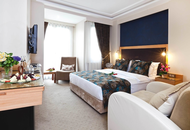 Emerald Hotel, Κωνσταντινούπολη, Superior Δίκλινο Δωμάτιο (Double), Δωμάτιο επισκεπτών
