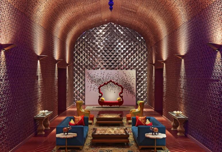 Devi Ratn, Jaipur -IHCL SeleQtions, Jaipur, Sitzecke in der Lobby