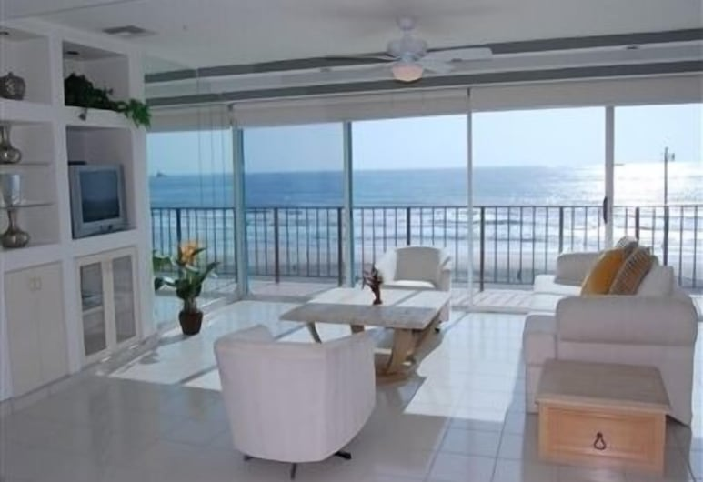 Oceana Condominiums - Rosarito Inn, Playas de Rosarito, Condominio, 3 habitaciones, Sala de estar