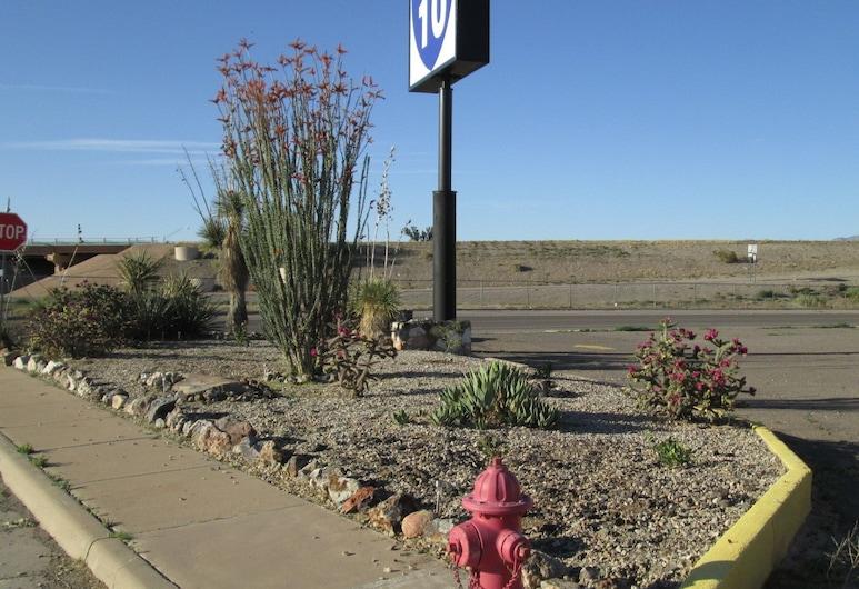 Motel 10, Lordsburg, Otel Sahası