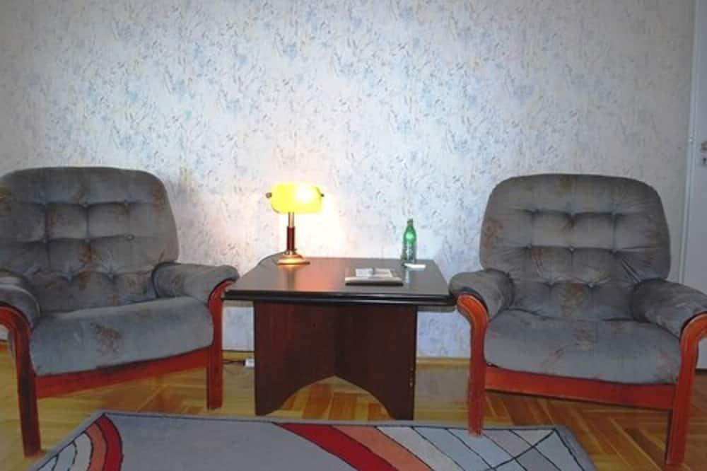Vienvietis kambarys - Svetainės zona