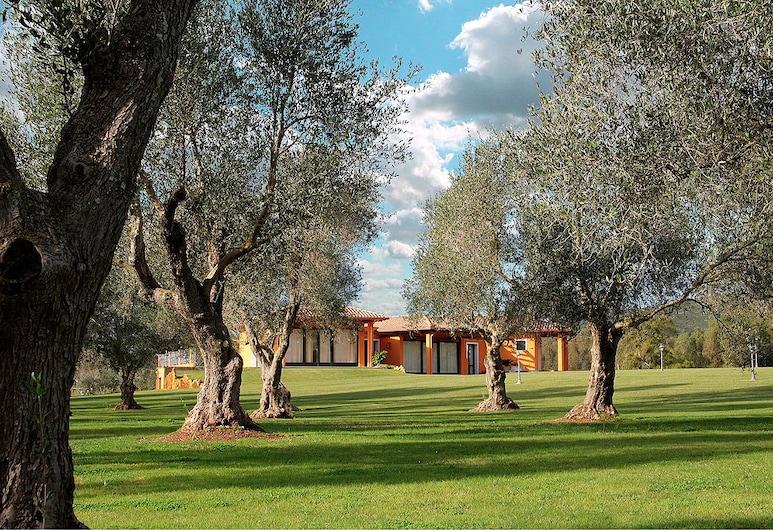 Villa Barbarina Nature Resort, Alghero, Hotelový areál