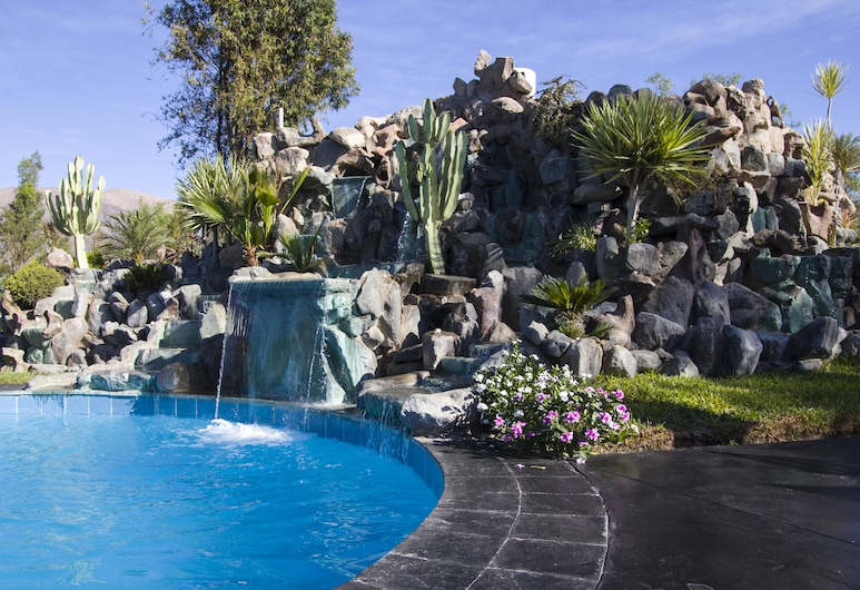 莊園納斯卡綠洲之家, 納斯卡, 泳池