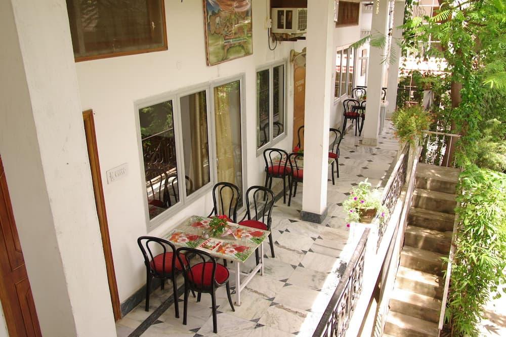 Standarta numurs, viena guļamistaba (Non A/C) - Balkons