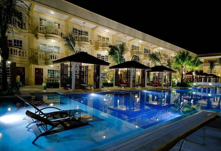 Henann Garden Resort, Boracay Island, Grand szoba, Kert