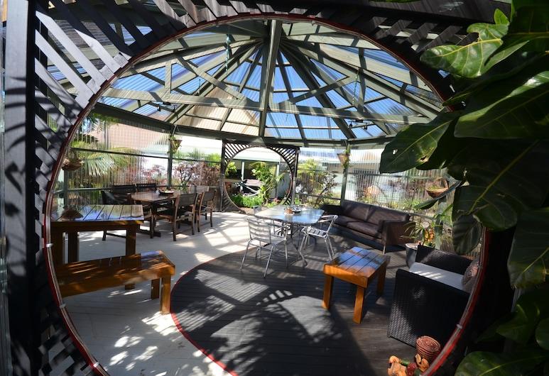 Cumberland Resort and Spa, Norfolk Island, Terrace/Patio