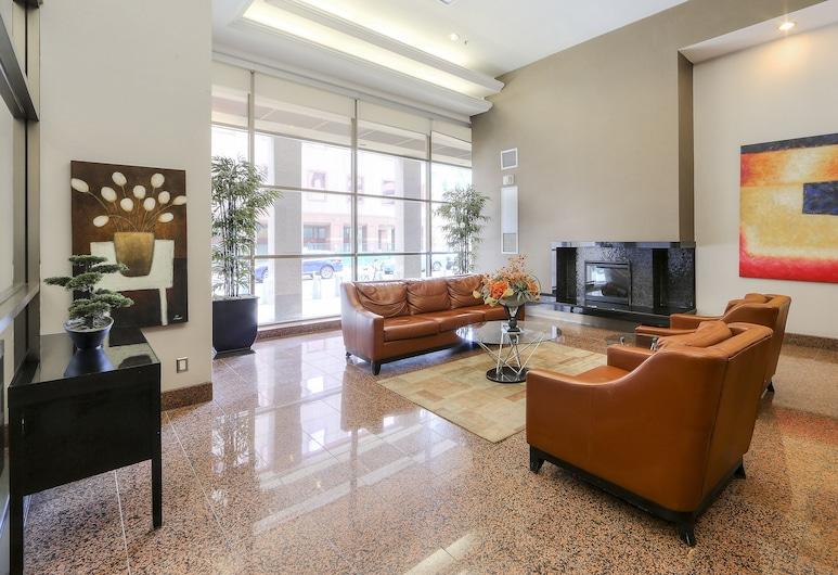 Canada Suites on Bay, Toronto, Zitruimte lobby