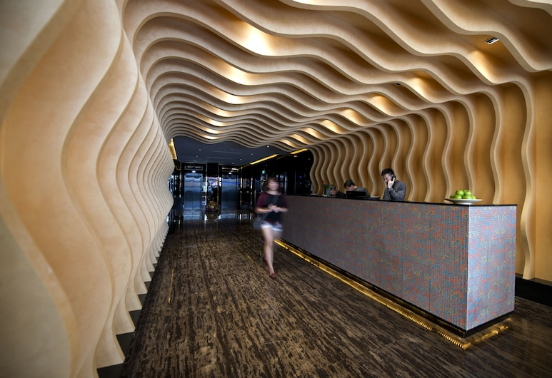 Venue Hotel, Singapore, Reception