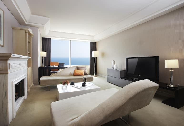 海雲台格蘭特酒店, 釜山, 客房