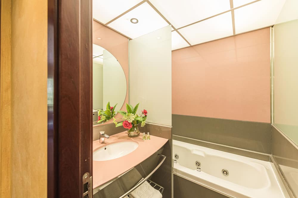 Family Triple Room - Bilik mandi