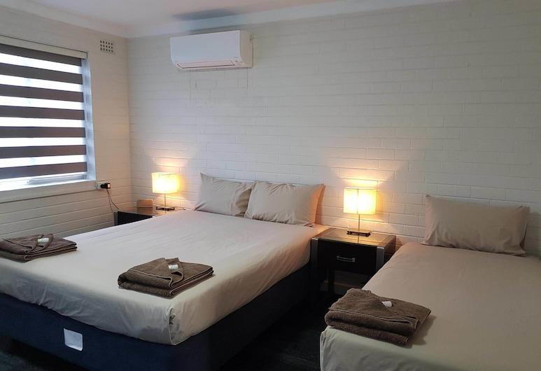 City Waters Perth, Pertas, Apartamentai, 2 miegamieji, sujungti kambariai, Kambarys
