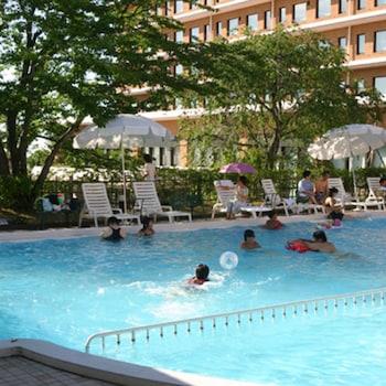 Kanazawa bölgesindeki Kanazawa Kokusai Hotel resmi
