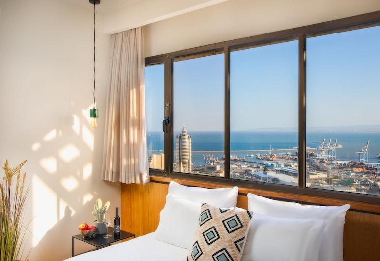 Market Hotel, Haifa, Deluxe Double or Twin, Viesu numura skats
