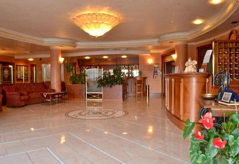 Hotel Valle Rossa, San Giovanni Rotondo, Lobby