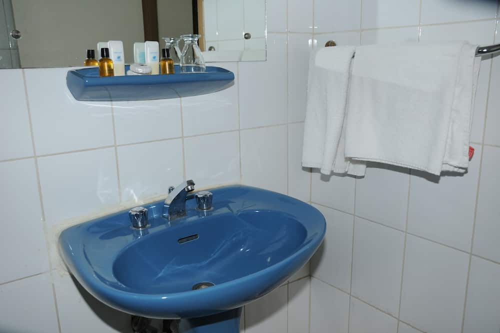 Dvokrevetna soba - Kupaonica