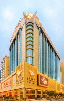 Foto Hotel Golden Dragon di Makau