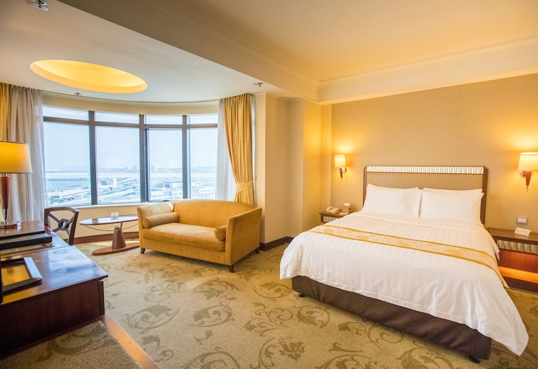 ホテル ゴールデン ドラゴン, マカオ, ハーバー ビュー, 部屋