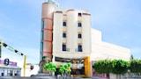 Sélectionnez cet hôtel quartier  León, Mexique (réservation en ligne)