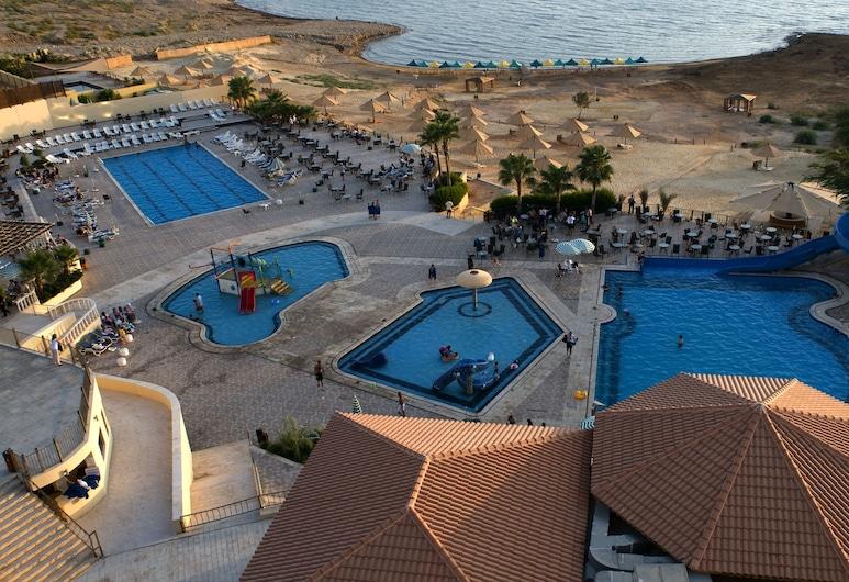 Dead Sea Spa Hotel, Sweimeh, Basen