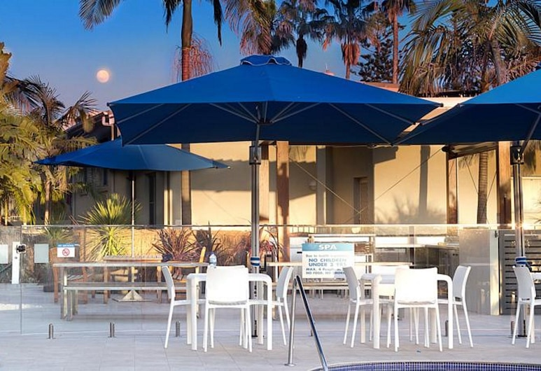 Avoca Palms Resort Apartments, Avoca Beach