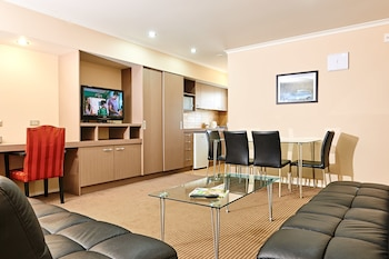 Nuotrauka: Auckland Airport Lodge, Mangere