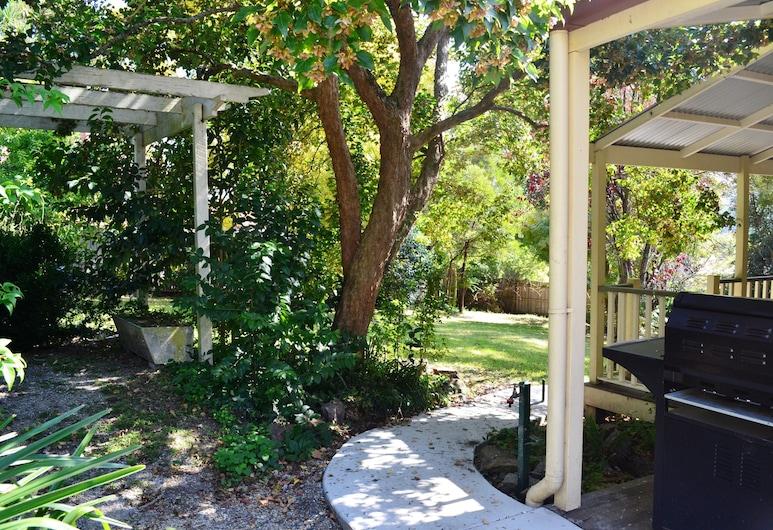 Healesville Garden Accommodation, Healesville, Casa Premium, varias habitaciones, Terraza o patio