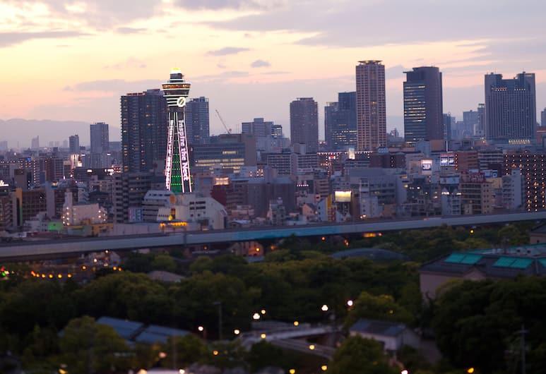天王寺站前 APA 酒店, 大阪, 酒店景觀