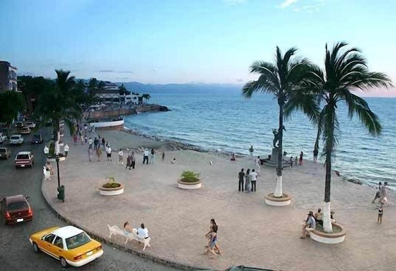 Suites Plaza del Río, Puerto Vallarta, Spiaggia